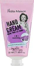 Духи, Парфюмерия, косметика Крем для рук с маслом ши и экстрактом розового помело - Petite Maison Nourishing Hand Cream