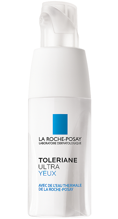 Успокаивающий увлажняющий крем для контура глаз - La Roche-Posay Toleriane Ultra Eye Cream