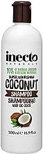 Духи, Парфюмерия, косметика УЦЕНКА Питательный шампунь для волос с маслом кокоса - Inecto Naturals Coconut Shampoo *