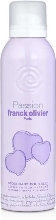 Franck Olivier Passion - Дезодорант