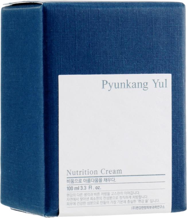 Питательный крем для лица - Pyunkang Yul Nutrition Cream