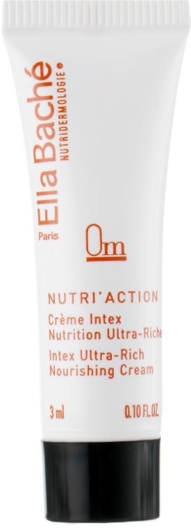 Интекс. Восстанавливающий ультра-питательный крем - Ella Bache Nutri'Action Creme Intex-Ultra-Rich Cream (пробник)