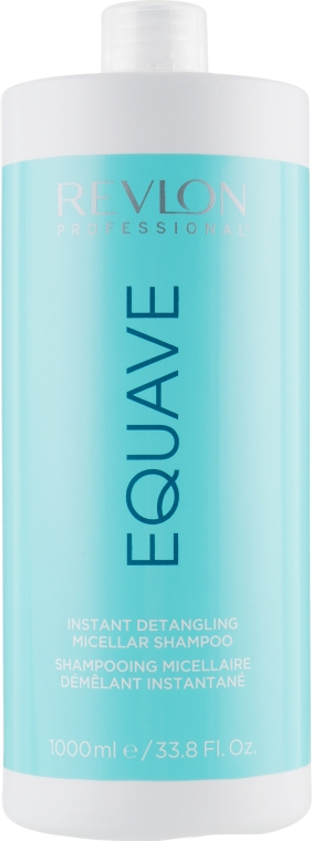 Увлажняющий мицеллярный шампунь - Revlon Professional Equave Instant Detangeling Micellar Shampoo
