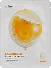 Духи, Парфюмерия, косметика Маска тканевая для сужения пор - IsNtree Calendula Poreless Face Fit Mask