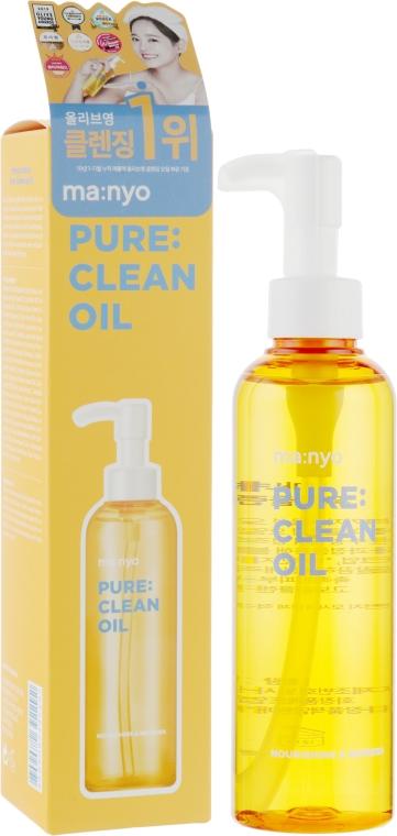 Гидрофильное очищающее масло - Manyo Pure Cleansing Oil