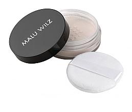 Духи, Парфюмерия, косметика Финишная пудра для лица - Malu Wilz Fixing Powder