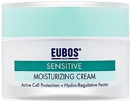 Духи, Парфюмерия, косметика Увлажняющий крем для лица - Eubos Med Sensitive Moisturizing Cream