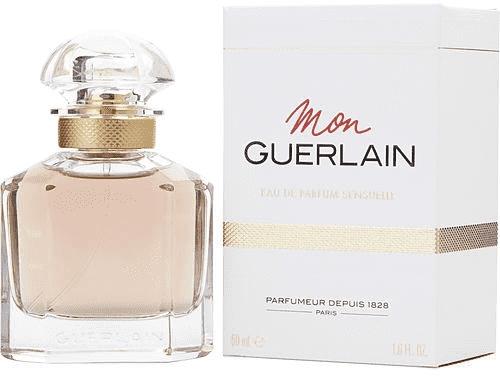 Guerlain Mon Guerlain Sensuelle - Парфюмированная вода