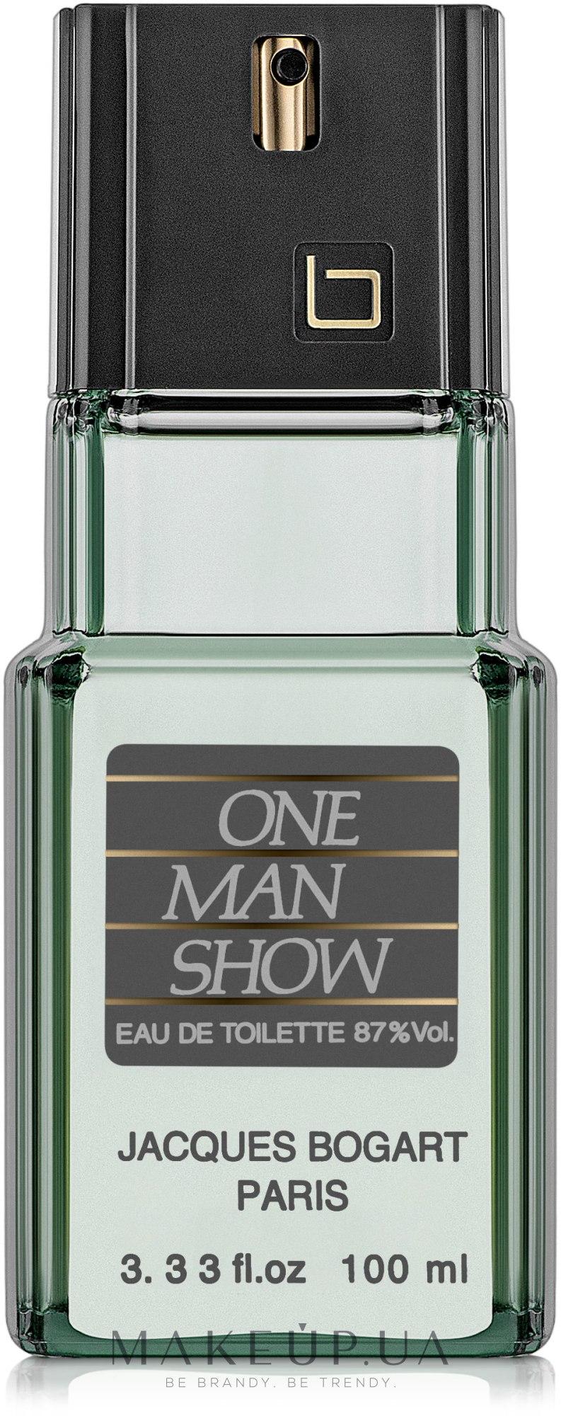 Bogart One Man Show - Туалетная вода (тестер): купить по лучшей цене в Украине - MAKEUP