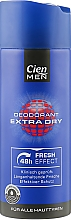 Духи, Парфюмерия, косметика Мужской дезодорант - Cien Men Extra Dry