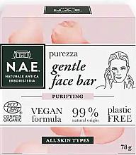 Духи, Парфюмерия, косметика Мыло для лица - N.A.E. Purezza Gentle Face Bar