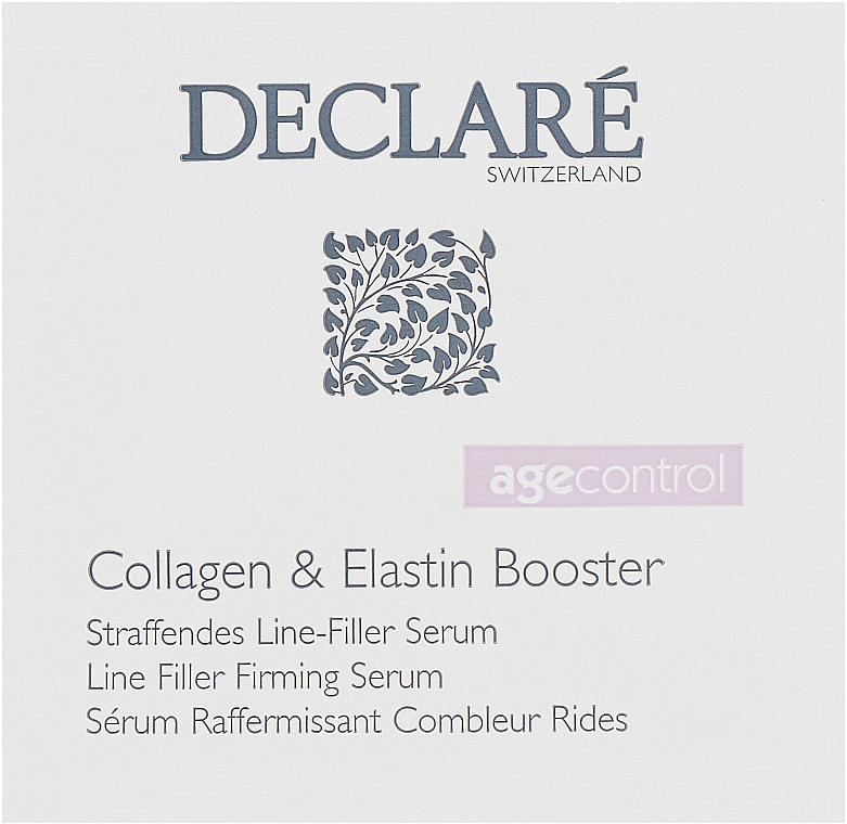 Интенсивная сыворотка против первых признаков старения - Declare Age Control Collagen&Elastin Booster (пробник)