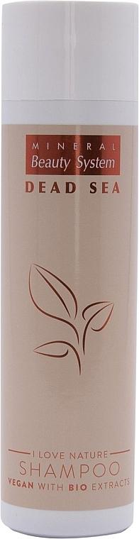 Минеральный шампунь для волос - Mineral Beauty System I Love Nature Shampoo — фото N1
