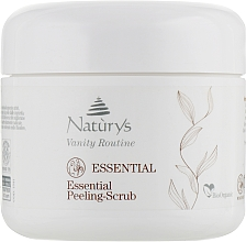Пілінг з ефектом скрабу - Bema Naturys Vanity Routine Essential Scrub-Effect Peeling — фото N1