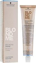 Духи, Парфюмерия, косметика Нейтрализующий экстракт сандре для обесцвечивания - Schwarzkopf Professional BlondMe Bleach & Tone Lightening Additive