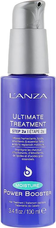 Активный увлажняющий бустер - L'Anza Ultimate Treatment Moisture Power Booster