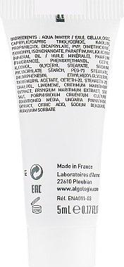 Крем-гоммаж для глубокого очищения - Algologie Energy Plus Deep Cleansing Exfoliating Cream (пробник) — фото N2