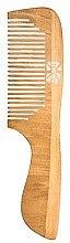 Духи, Парфюмерия, косметика Расческа - Ronney Professional Wooden Comb 122