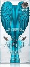 Расческа для волос, бирюзовая - Tangle Angel Brush Totally! Turquoise — фото N3
