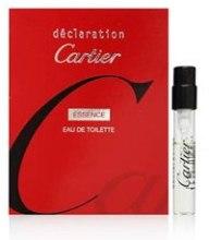 Духи, Парфюмерия, косметика Cartier Declaration Essence - Туалетная вода (пробник)