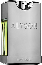 Духи, Парфюмерия, косметика Alyson Oldoini Black Violet - Парфюмированная вода (тестер)