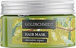 Духи, Парфюмерия, косметика Маска для интенсивного восстановления волос - Goldschmidt
