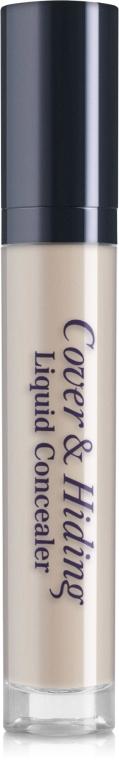 Жидкий консилер с аппликатором - Holika Holika Cover & Hiding Liquid Concealer