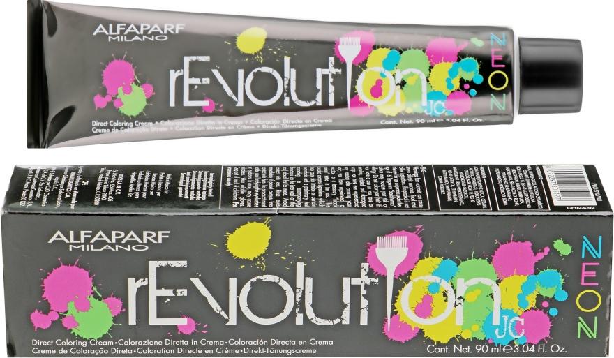 Краска для волос - Alfaparf Revolution JC Neon