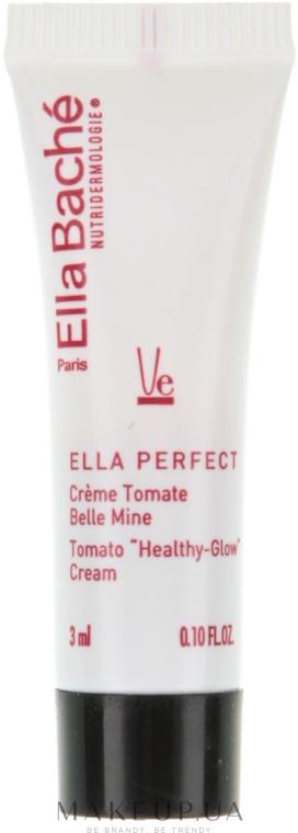 "Томат-крем ""Здоровое сияние"" - Ella Bache Ella Perfect Face Care Tomate Bio Creme (пробник)"