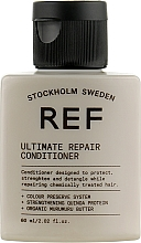 Духи, Парфюмерия, косметика Восстанавливающий кондиционер для волос - REF Ultimate Repair Conditioner (мини)