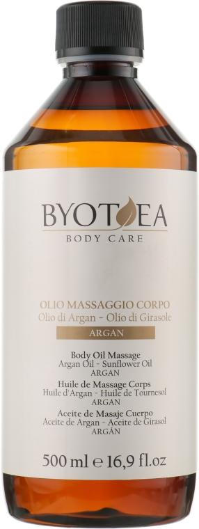 Аргановое массажное масло - Byothea Argan Oil Massage