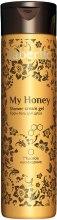 """Духи, Парфюмерия, косметика Крем-гель для душа """"Медовое наслаждение"""" - Faberlic My Honey Shower Cream Gel"""