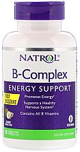 Духи, Парфюмерия, косметика Комплекс витаминов группы B, кокосовый вкус - Natrol B-Complex Coconut Energy Support