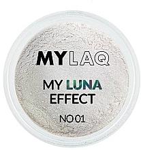 Духи, Парфюмерия, косметика Пыльца для ногтей - MylaQ My Luna Effect