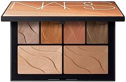 Духи, Парфюмерия, косметика Палетка для макияжа - Nars Summer Lights Face Palette (тестер)
