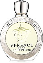 Парфумерія, косметика Versace Eros Pour Femme - Туалетна вода (тестер без кришечки)