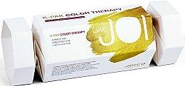 Духи, Парфюмерия, косметика Набор - Joico K-Pak Color Therapy Cracker (sh/50ml + con/50ml + msk/50ml)