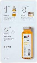 Парфумерія, косметика Живильна маска для обличчя - Missha 3-Step Nutrition Mask