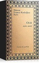 Духи, Парфюмерия, косметика Maison Francis Kurkdjian Oud Satin Mood Extrait de Parfum - Духи