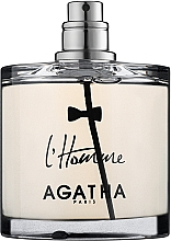 Духи, Парфюмерия, косметика Agatha L'Homme Terres du Sud - Парфюмированная вода (тестер без крышечки)