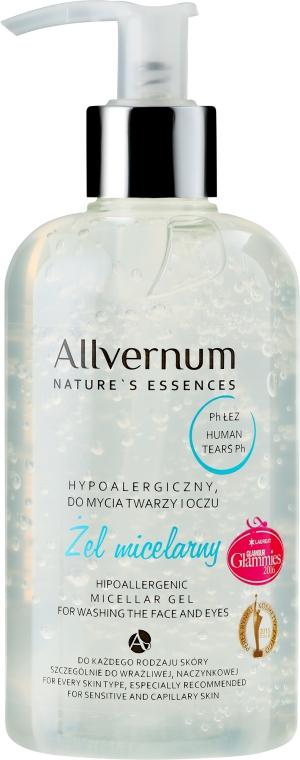 Гипоаллергенный мицеллярный гель - Allverne Nature's Essences Micellar Gel