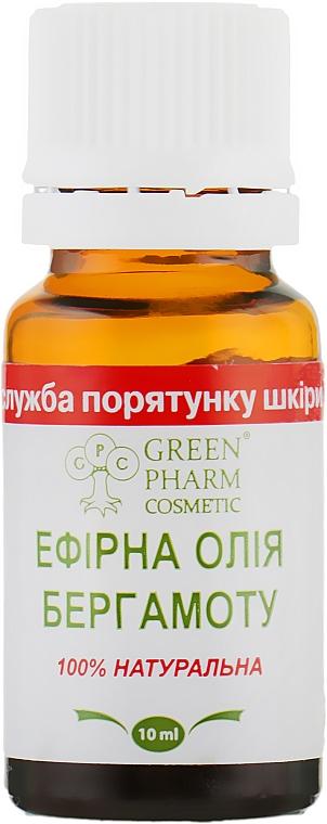 Эфирное масло бергамота - Green Pharm Cosmetic