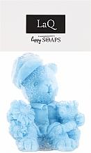 """Духи, Парфюмерия, косметика Натуральное мыло ручной работы """"Два плюшевых мишки"""", голубой - LaQ Happy Soaps"""