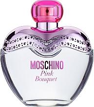Парфумерія, косметика Moschino Pink Bouquet - Туалетна вода (тестер з кришечкою)