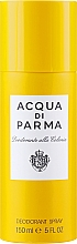 Парфумерія, косметика Acqua di Parma Colonia - Дезодорант