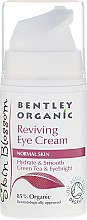 Духи, Парфюмерия, косметика Крем для кожи вокруг глаз - Bentley Organic Skin Blossom Reviving Eye Cream