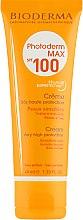 Парфумерія, косметика Сонцезахисний крем - Bioderma Photoderm Max Spf 100 Sun Cream