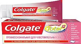 """Зубная паста """"Для чувствительных зубов"""" - Colgate Total 12 Sensitive — фото N1"""