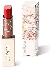 Духи, Парфюмерия, косметика Кремовая помада для губ - Focallure Chocolate Creamy Lipstick