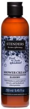 Духи, Парфюмерия, косметика Черничный крем для душа - Stenders Blueberry Shower Cream